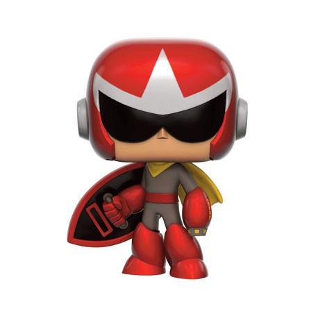 Figur Pop! Games Megaman Proto Man Funko Preorder Geneva