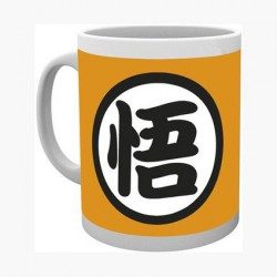 Figuren Dragon Ball Z Goku's Kanji Tasse Hole in the Wall Genf Shop Schweiz
