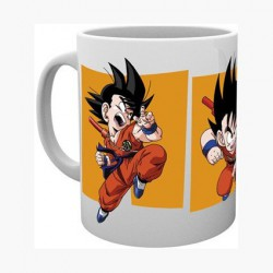 Figurine Tasse Dragon Ball Z Goku Hole in the Wall Boutique Geneve Suisse