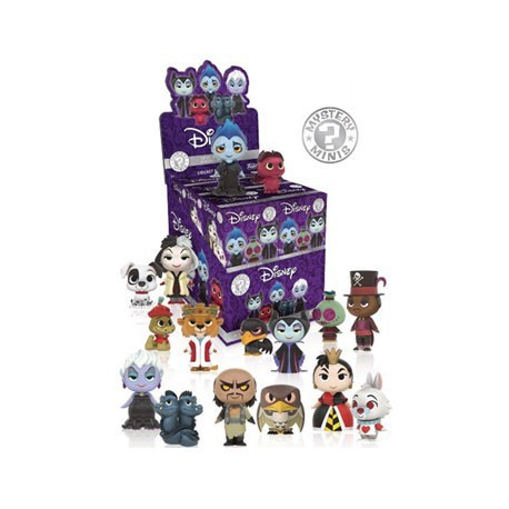Figur Funko Mystery Mini Disney Villains Vinyl Funko Preorder Geneva