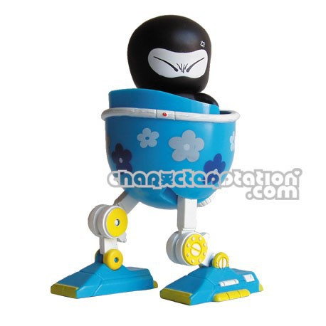 Figur Mini Destroyer Cute by ITRangers Lab Red Magic Promotions Geneva