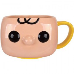 Figurine Pop Tasse Peanuts Charlie Brown Funko Boutique Geneve Suisse