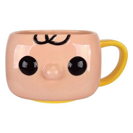 Figur Pop Mug Peanuts Charlie Brown Funko Geneva Store Switzerland