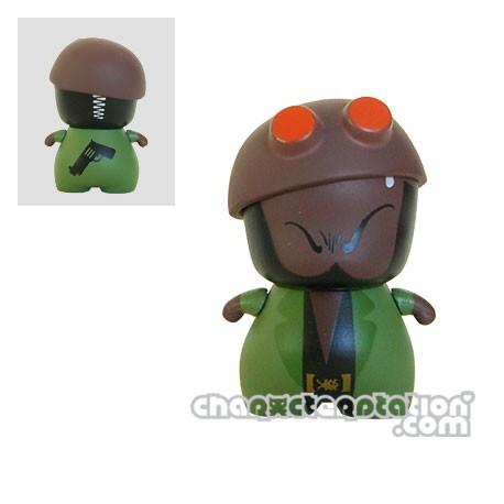 Figurine CIBOYS Super Heros 2 Hell Hiro par Red Magic Red Magic Designer Toys Geneve