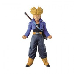 Dragon Ball Z Master Stars Piece Figure Super Saiyan Trunks