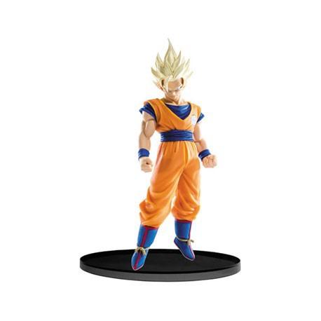 Figur Dragon Ball Super SCultures Figure Big Budoukai Super Saiyan 2 Goku Banpresto Geneva Store Switzerland