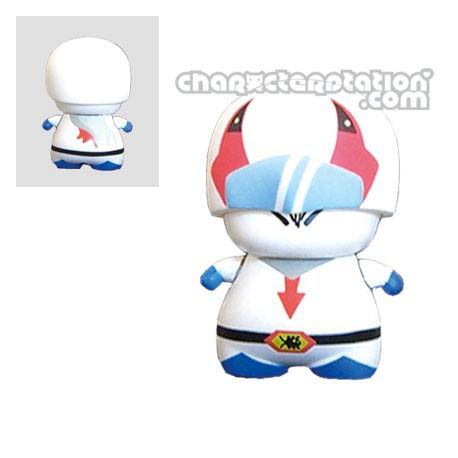 Figur CIBOYS Super Heros 2 Eagle Deri by Red Magic Red Magic Designer Toys Geneva