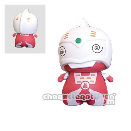 Figurine CIBOYS Super Heros 2 Ultra TO-7 par Red Magic Red Magic Designer Toys Geneve