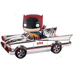 Figuren Pop SDCC 2016 DC Silver 66 Batmobile Limitiert Funko Genf Shop Schweiz