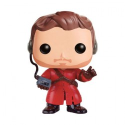 Figurine Pop Marvel Star Lord Mix Tape Edition Limitée Funko Boutique Geneve Suisse