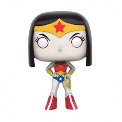 Figur Pop Tv Teen Titans Go Raven As Wonder Woman Limited Funko Geneva Store Switzerland