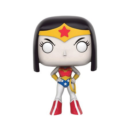 Figur Pop Tv Teen Titans Go Raven As Wonder Woman Limited Funko Funko Pop! Geneva