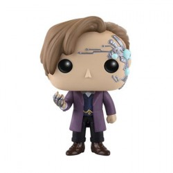 Figurine Pop TV Doctor Who Eleventh Doctor Mr Clever Funko Boutique Geneve Suisse