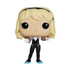 Figurine Pop Marvel Spider-Gwen Unhooded Version Limitée Funko Boutique Geneve Suisse