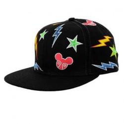 Black Teratag Cap