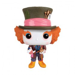 Figurine Pop Disney ATTLG Mad Hatter With Orb Version Limitée Funko Boutique Geneve Suisse
