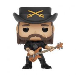 Figurine Pop Rocks Lemmy Kilmister Motörhead (Rare) Funko Boutique Geneve Suisse