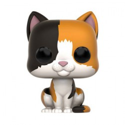 Figurine Pop Animaux (Pets) Cats Calico (Vaulted) Funko Boutique Geneve Suisse
