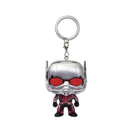 Figur Pocket Pop Keychains Captain America III Civil War Ant Man Funko Funko Pop! Geneva
