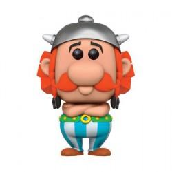 Figurine Pop Asterix et Obelix - Obelix Edition Limitée Funko Boutique Geneve Suisse