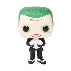 Figurine Pop DC Suicide Squad The Joker Tuxedo Edition Limitée Funko Boutique Geneve Suisse