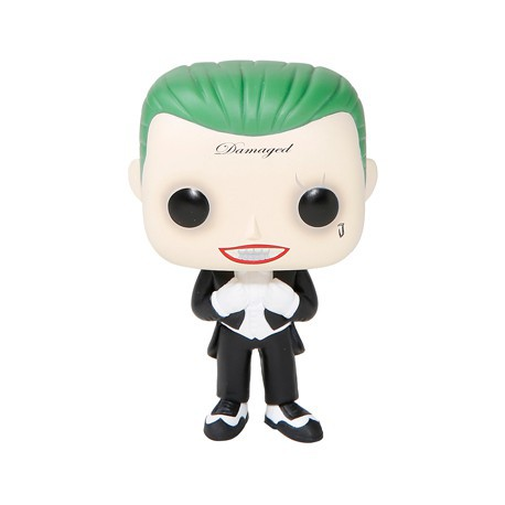 Figurine Pop DC Suicide Squad The Joker Tuxedo Edition Limitée Funko Boutique Geneve Suisse