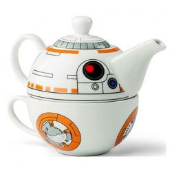 Figurine Star Wars Le Réveil de la Force Théière et Tasse Set BB-8 Funko Boutique Geneve Suisse