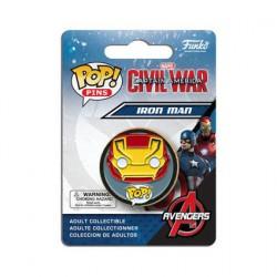 Figurine Funko Pop Pins Iron Man Funko Figurines Pop! Geneve