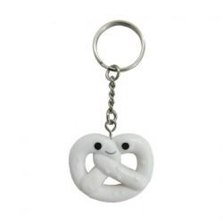 Figurine Porte-clés Yummy World Pretzel par Kidrobot Kidrobot Boutique Geneve Suisse