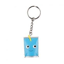 Figuren Schlüsselanhänge Yummy World Blue Juice Box von Kidrobot Kidrobot Genf Shop Schweiz