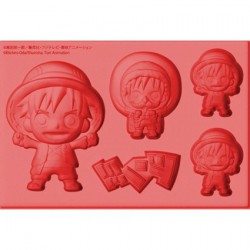 Figurine Bac à glaçons One Piece Luffy New World Accessoires Geneve