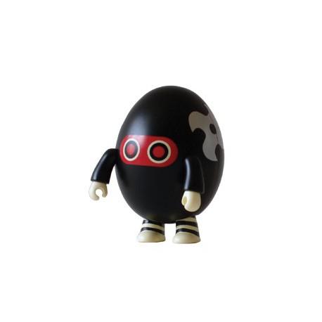 Figurine Qee 5B Electric Ninja par Ippei Gyobou Toy2R Qee Geneve
