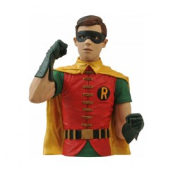 DC Comics Batman 1966 Robin Bust Bank