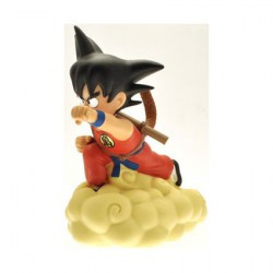 Figur Dragon Ball Son Goku and Flying Nimbus Moneybox Plastoy Geneva Store Switzerland