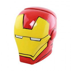 Marvel Iron Man Ceramic Jar