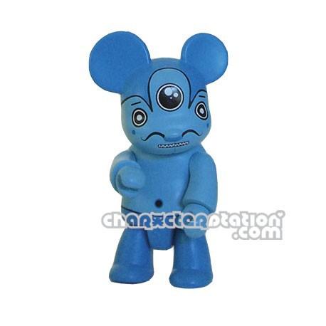 Figurine Qee Designer 5C Russell Blue par Dalek Toy2R Boutique Geneve Suisse