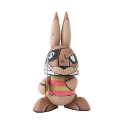 Figurine Chaos Pirate Bunny par Joe Ledbetter Designer Toys Geneve