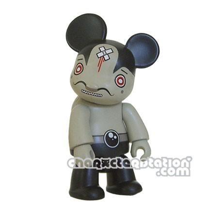 Figurine Restock Qee Designer 5C Russell Gray par Dalek Toy2R Boutique Geneve Suisse
