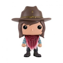 Figurine Pop TV The Walking Dead Carl Grimes (Rare) Funko Boutique Geneve Suisse