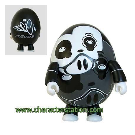 Figur Motug Grafhead by Lase Toy2R Qee Geneva