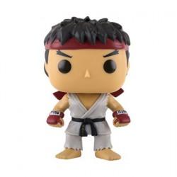 Figurine Pop Jeux Vidéo Street Fighter Ryu (Rare) Funko Boutique Geneve Suisse