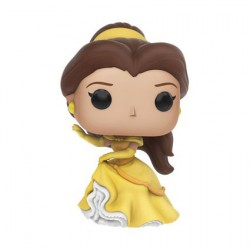 Figurine Pop Disney la Belle et la Bête Belle en Robe (Rare) Funko Boutique Geneve Suisse