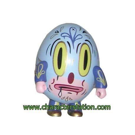Figur Qee Hump Qee Dump Bleu by Gary Baseman Toy2R Geneva Store Switzerland