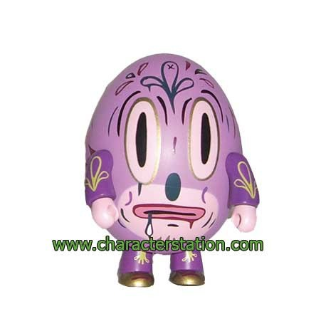 Figur Qee Hump Qee Dump Violet by Gary Baseman Toy2R Geneva Store Switzerland