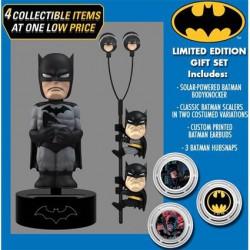 Ecouteurs DC Comics Classic Batman à Energie Solaire Edition Limitée