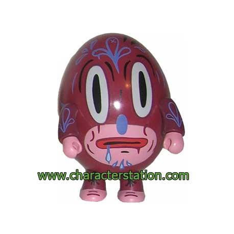 Figurine Qee Hump Qee Dump Rouge par Gary Baseman Toy2R Boutique Geneve Suisse
